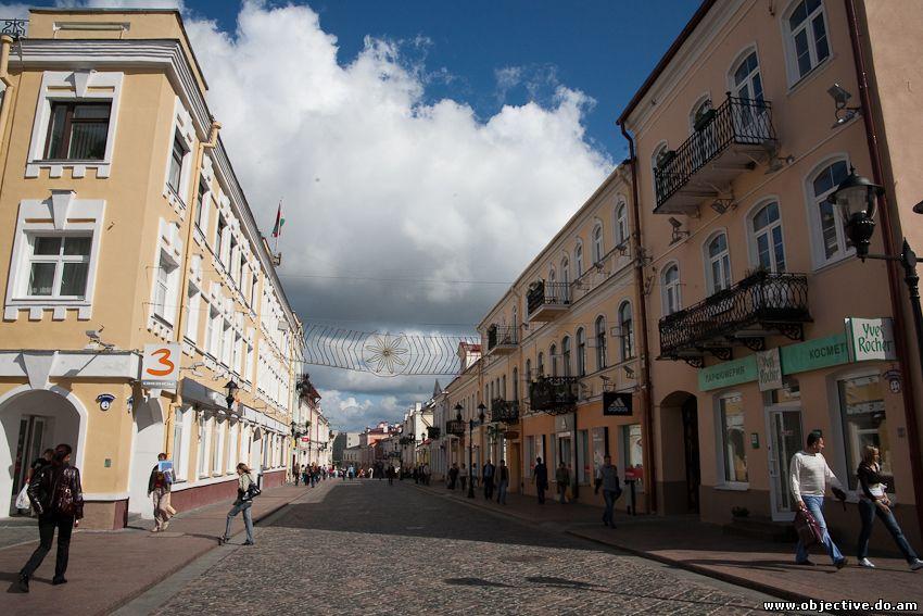 Советская улица, Гродно