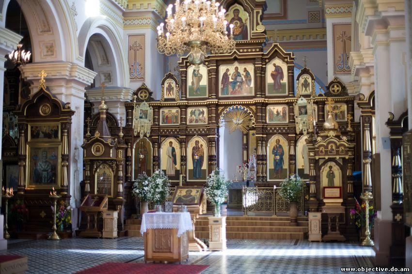 Свято-Покровский собор Гродно